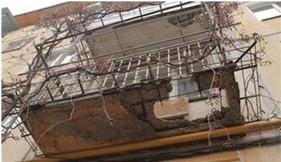 Кто должен ремонтировать балкон.